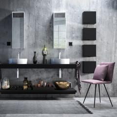 Bathroom Furniture Presentation (detail) - 3d visualization