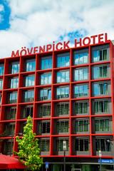 Mövenpick Hotel in Frankfurt