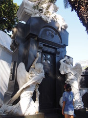 Cementerio de la Recoleta in Buenos Aires, Argentina お墓 ブエノスアイレス