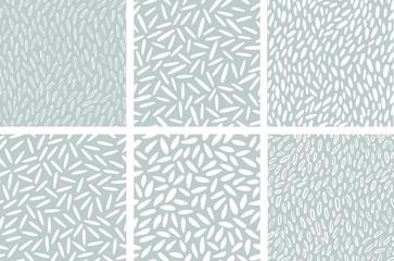 Obraz Rice seamless pattern - fototapety do salonu