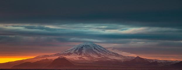 Hekla volcano Fototapete