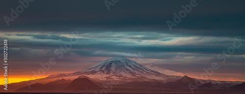 Fototapete Hekla volcano