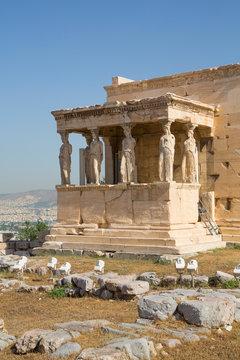 Temple of Athena Nike, Acropolis, Athens, Greece