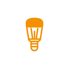 led bulb energy electricity light yellow line style