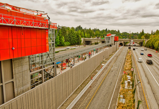 2019-08-16 SOUND TRANSIT PROJECT NORTH SIDE FACING WEST BLUR 7