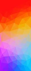 Awesome background with triangle shapes for web design