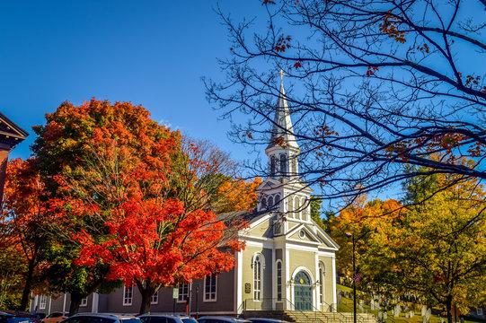 Concord & Lexington Massachusetts USA