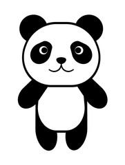 パンダのキャラクター