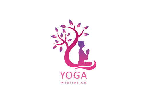 yoga meditation logo photos royalty free images graphics vectors videos adobe stock yoga meditation logo photos royalty
