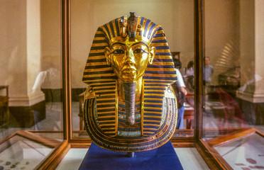 Gold Mask of Tutankhamun