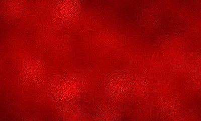 Red foil paper decorative texture background
