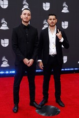 Jowan, Rolo of Icon Music at arrivals for 20th Annual Latin GRAMMY Awards - Arrivals 3