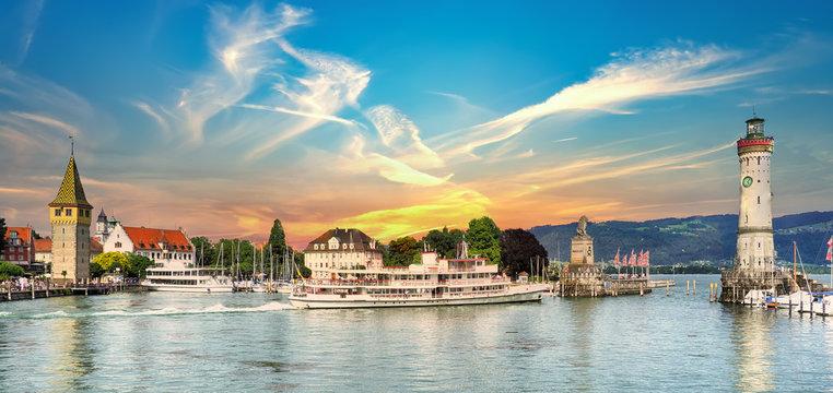 Lindau am Bodensee, Hafen