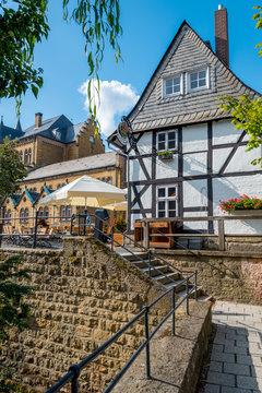 Harz Stadt  Goslar - Niedersachsen