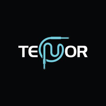 tenor music logo design inspiration