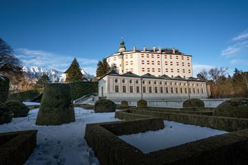 Ambras Castle - Innsbruck, Tyrol, Austria