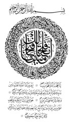 Indeed, We have given you, [O Muhammad], a clear conquest. 48:1-4 Holy Quran Version 2