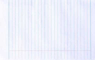 white line paper background