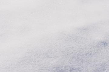 white powder snow background