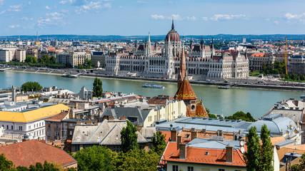 Budapest, Ungheria, Parlamento