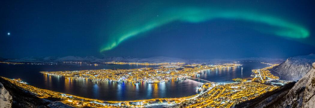 Nordlicht in Tromsö