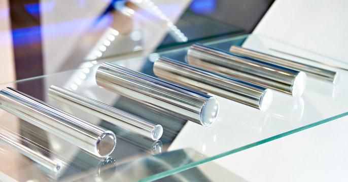 Metal parts of nickel alloy