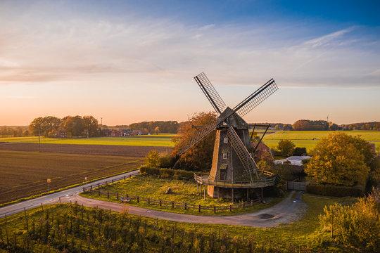 Mühle im Münsterland