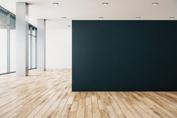 Luxury gallery interior Fototapete