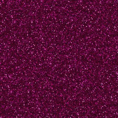 Red, purple, fuchsia, magenta glitter, sparkle confetti texture. Christmas abstract background,...