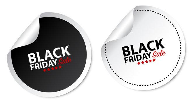 Black Friday Stickers