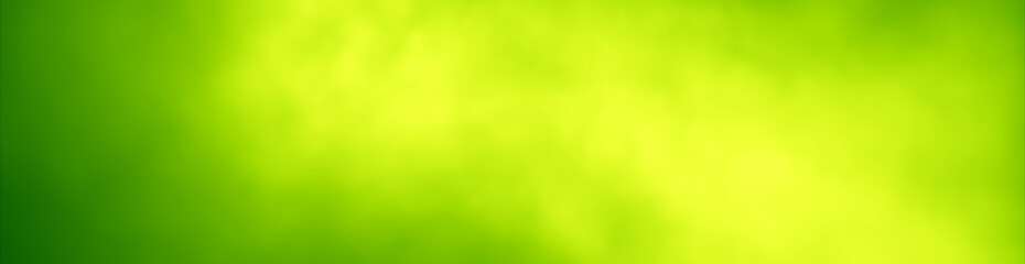 abstract green  blurred gradient mesh background. Ecology concept for your graphic design. Nature gradient backdrop.