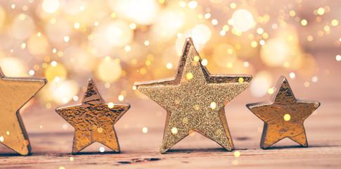 golden christmas, festive background