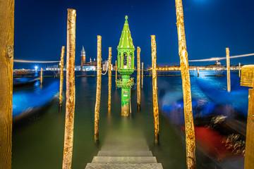 Church of San Giorgio Maggiore in Venice, Italy