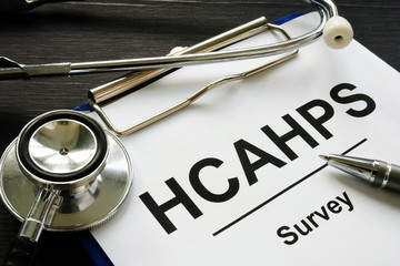 HCAHPS Hospital Consumer Assessment of Healthcare Providers and Systems survey.