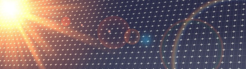 photovoltaic renewable background solar panel 3d Fotoväggar