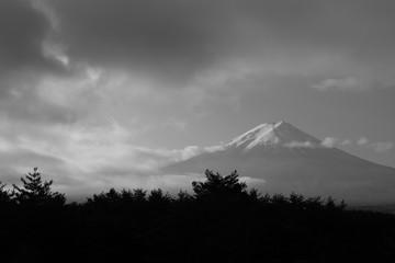 Mount Fuji - Clouds