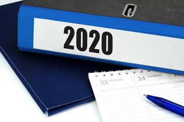 Ordner für 2020
