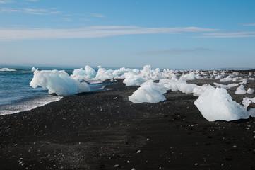 Jökulsarlon, Islande