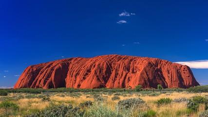 オーストラリア・ウルルの風景 1