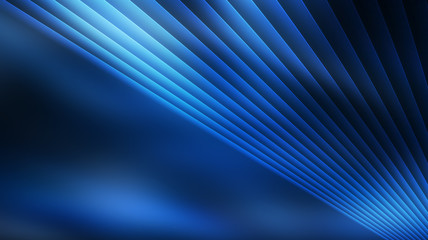 Wall Mural - Background of empty show scene. Empty dark modern abstract neon background. Glow of neon lights on an empty stage, diodes, rays and lines. Lights of the night city.