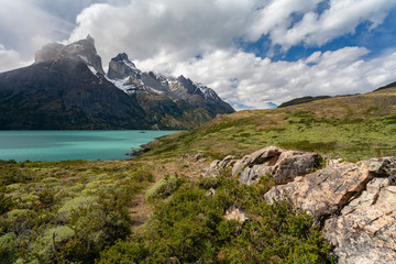Torres del Paine National Park - Patagonia - Chile - South America
