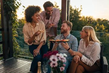 Celebrate the simple pleasure of friendship