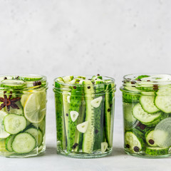 Canning Cucumbers