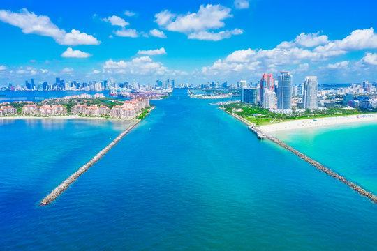 Miami Beach Landscape
