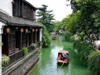 Fototapeta Li river cruise, Guilin, China obraz