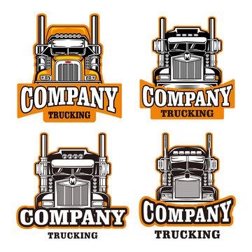 Truck Company Logo