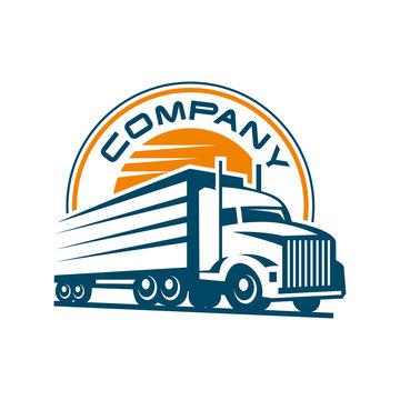 Trucking Company Logo, Delivery Truck Logo