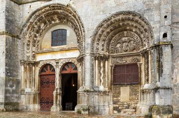 Saint Lazare Church, Avallon, France