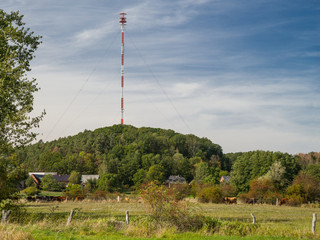 Pevestorf am Höhbeck Niedersachsen sonnig Sommer