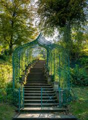 Treppe im Park Babelsberg
